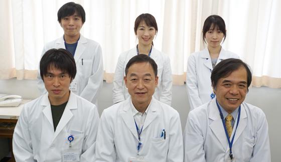 松山赤十字病院 眼科 集合写真
