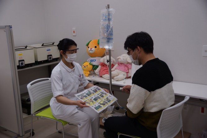 看護専門_腹膜透析外来