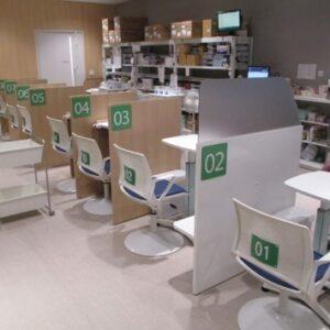 中央検査室_採血室