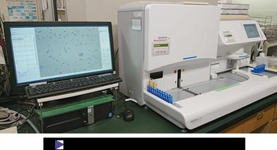 尿定性分析・尿中有形成分分析装置