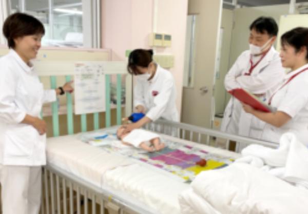 小児救急看護認定看護師