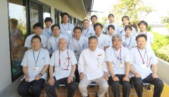 松山赤十字病院 リハビリテーション部門 理学療法課