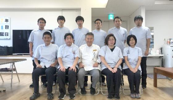 松山赤十字病院 リハビリテーション部門 作業療法課