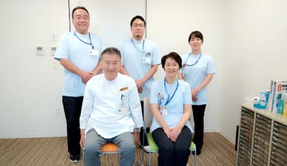 松山赤十字病院 リハビリテーション部門 言語聴覚療法課