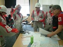 東日本大震災災害救護活動2