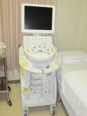 上腹部超音波検査装置