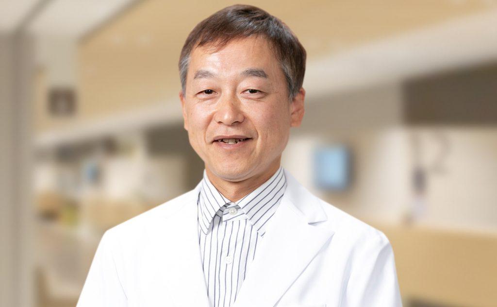 松山赤十字病院 眼科部長の写真