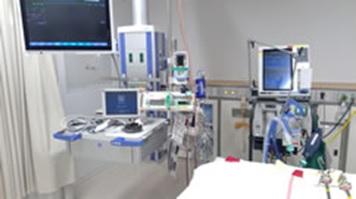 集中治療室機器管理