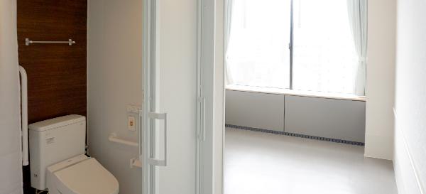 病棟:個室