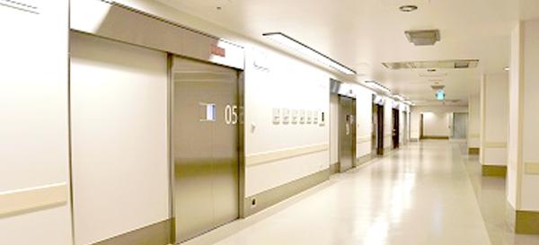 手術室入口