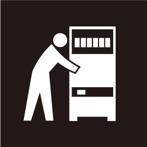 自販機コーナーアイコン